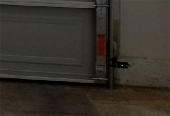 Garage Door Sensor Alignment | Whitney | Roseville, CA